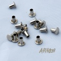 rivets chromes